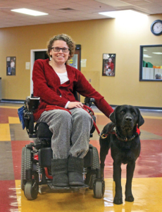 Heather Aanes & Mobility Assist Dog Bert (15) - HL - CROP-web