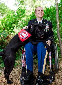 Sgt. Corey and his Service Dog Quiz
