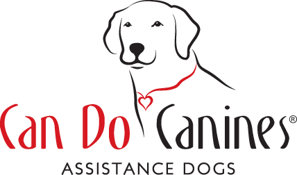 Can Do Canines Assistance Dogs logo